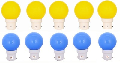 VPL-India-0.5W-LED-Light-Multicolour-(Pack-Of-10)