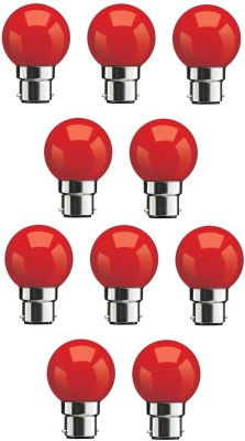 0.5-W-LED-Bulb-B22-Red-(pack-of-10)