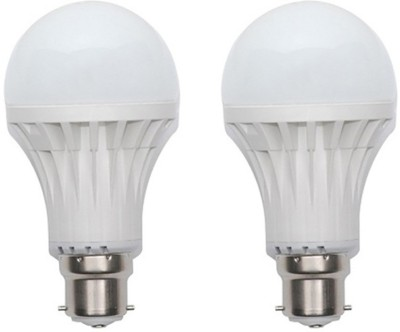 Orient-9-W-15009-LED-Bulb-b22-White-(pack-of-2)