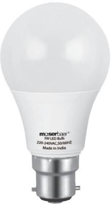 5 W LED Ecolux 6500K Cool DayLight Bulb White