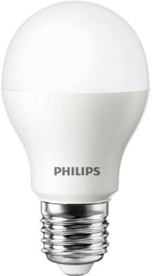 4W E27 6500K A55 IND LED Bulb (White)