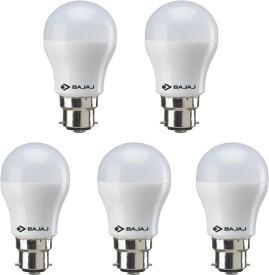 3 W 830046 LED Bulb B22 White (pack of 5)