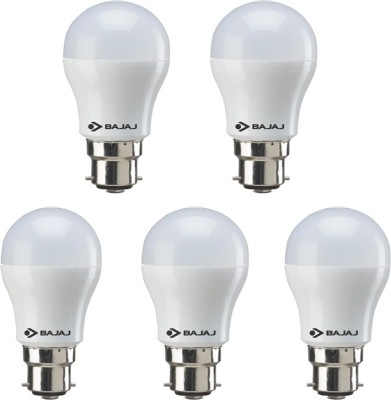 3 W 830046 LED Bulb B22 White (pack of 5)