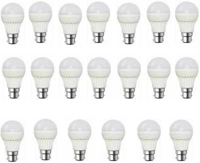 3-W-LED-Bulb-(White,-Pack-of-20)