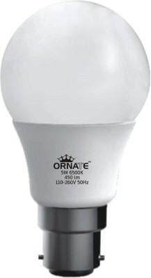 5W 450 lumens White LED Bulb