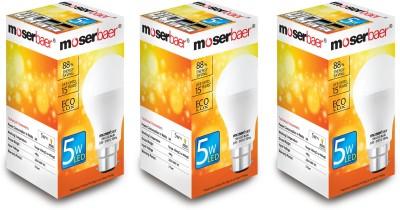 Moserbaer-5-W-LED-Ecolux-6500K-Cool-Day-Light-Bulb