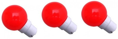 0.5W-Red-LED-Bulb-(Pack-of-3)