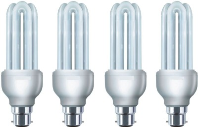 15 W CFL Lumen CF Glow Bulb (Pack of 4)