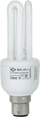 Miniz 3U 15 W CFL Bulb