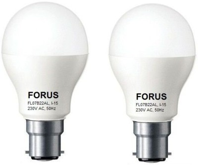 7W LED Bulbs (Pack of 2)