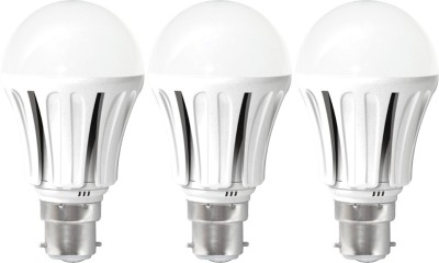 12W-E27/B22-LED-Bulb-(White)-[Pack-of-3]