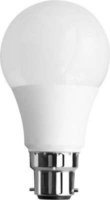 9 W LED Dura B22 6000K Bulb White (pack of 6)