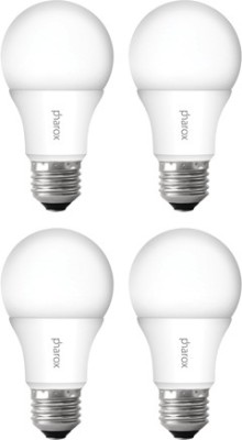 Pharox-5W-B22-LED-Bulb-(IRO-Cool-White,-Set-Of-4)