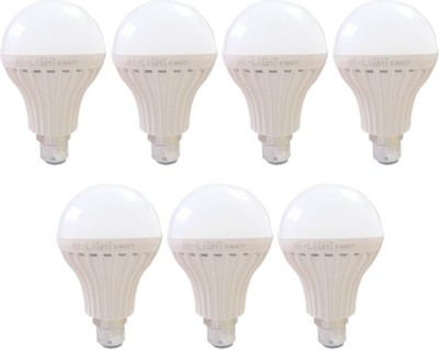 9W-B22-LED-Bulb-(White,-Set-of-7)