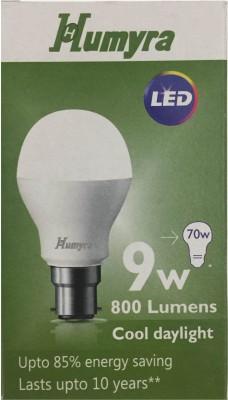 Humyra 9W LED Bulb (White) Image