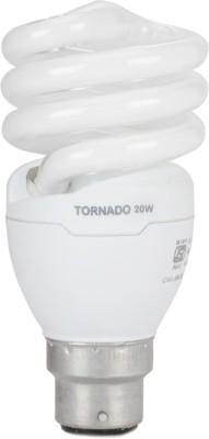 Tornado 20 W CFL Bulb