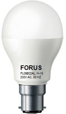 9 W FL09B22AL LED Bulb B22 Cool White