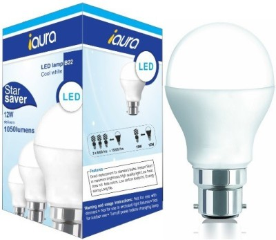 12W-1050-Lumens-Cool-White-LED-Bulb-(Pack-of-25)