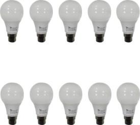 5W White Led Pa Bulbs (Pack Of 10)