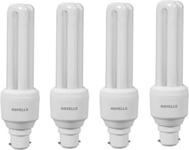 B-22-15W-CFL-Bulbs-(White,-Pack-of-4)-
