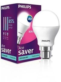 Philips 9 W LED B22 Cool Day Light Bulb