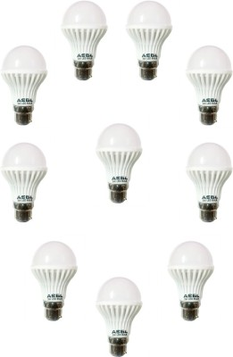 3W-LED-Bulb-(White,-Pack-of-10)