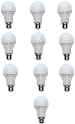 12W-B22-LED-Bulb-(White,-Set-of-10)