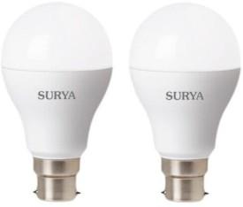 3W White 270 Lumens LED Bulbs (Pack Of 2)