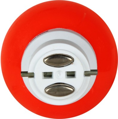 0.5 W LED Bulb B22 Red (pack of 6)