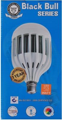 Black-Bull-Series-50W-B22-LED-Bulb-(White)