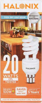 20 W Tiwster CFL Bulb (Pack of 4)