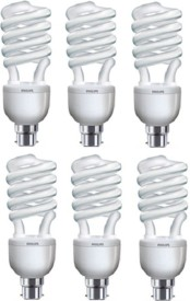 Tornado B22 32 W CFL Bulb (Pack of 6)