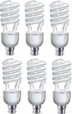 Tornado B22 32 W CFL Bulb (Pack of 6)