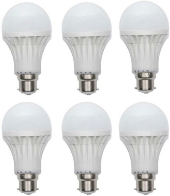18W-B22-LED-Bulb-(White,-Set-of-6)