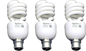 Rashmi 15 W CFL SP Lamp B22 Cap Bulb