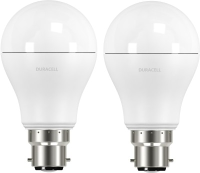 9.5W B22 Led Bulb (Warm White, Set Of 2)