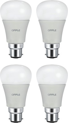 3.5W LED Bulb (Warm White, Pack of 4)