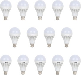 5W Warm White LED Bulb (Pack of 14)