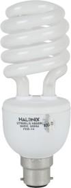Spiral Ecolux 27 Watt CFL Bulb (White)