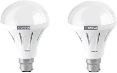 12W ECO LED Bulb (Cool Day Light , pack of 2)