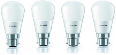4W-LED-Bulb-(White,-Pack-of-4)
