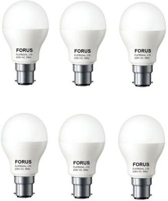 FL07B22AL 7W LED Bulbs (Set of 6)