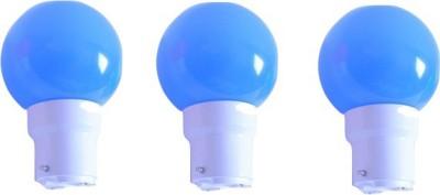 VPL-India-0.5W-Blue-LED-Bulb-(Pack-of-3)