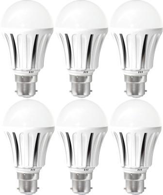 United-5W-E27/B22-LED-Bulb-(Cool-White)-[Pack-of-6]