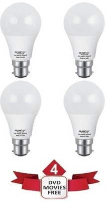 5 W LED Ecolux 6500K Cool DayLight Bulb White (pack of 4)