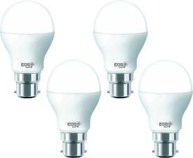 EOSeco 12W B22 LED Bulb (White, Set Of 4)