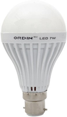 7W White LED Bulbs