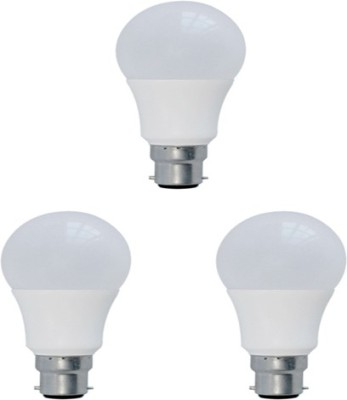 3-W-B22-LED-Bulb-(Warm-White,-Pack-of-3)