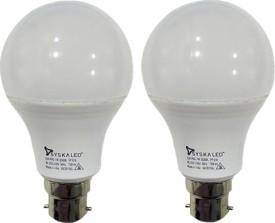 7-W-B22-PAG-LED-Bulb-(White,-Plastic,-pack-of-2)