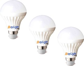10W-B22-LED-Bulb-(White,-Set-Of-3)